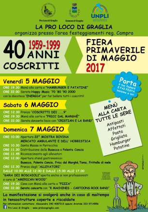 Fiera Primaverile2017